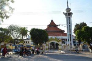 Masjid Kanjeng Sepuh Sidayu Gresik