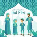 8 Sunah Saat Hari Raya Idul Fitri
