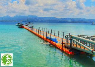Pulau Gili Noko, Surga Bahari Yang Tersembunyi di Kabupaten Gresik