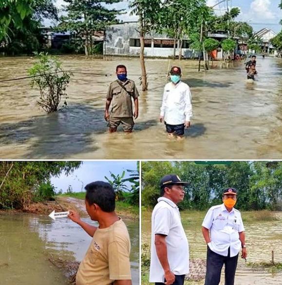 banjir gresik