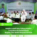 Habib Luthfi bin Yahya Hadiri Tasyakuran Bupati dan Wakil Bupati Gresik