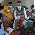 Kyai dan Imam Masjid di Gresik Mulai Lakukan Vaksinasi Sinovac