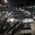 Meski Dipatok Tarif Rp 12 Ribu Per Malam Para PKL Mengaku Tidak Masalah