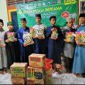 Komunitas Gresker Santuni Anak Yatim dan Doa Bersama Untuk KRI Nanggala 402
