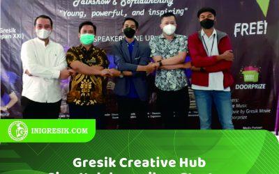Gresik Creative Hub Siap Kolaborasikan Startup dan Pelaku Ekonomi Kreatif