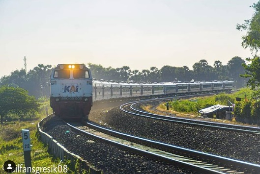 KAI Bakal Reaktivasi Eks Stasiun Gresik Untuk Percepatan Pembangunan