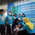 Imunisasi PCV Dilaksanakan di Kabupaten Gresik