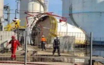 Kronologi Ledakan Tangki Metanol Pabrik di Gresik Tewaskan 5 Pekerja