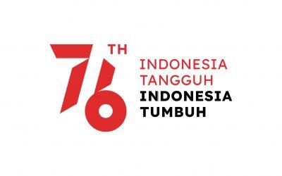 Download Logo HUT ke-76 RI Format JPEG, PNG, AI Beserta Maknanya