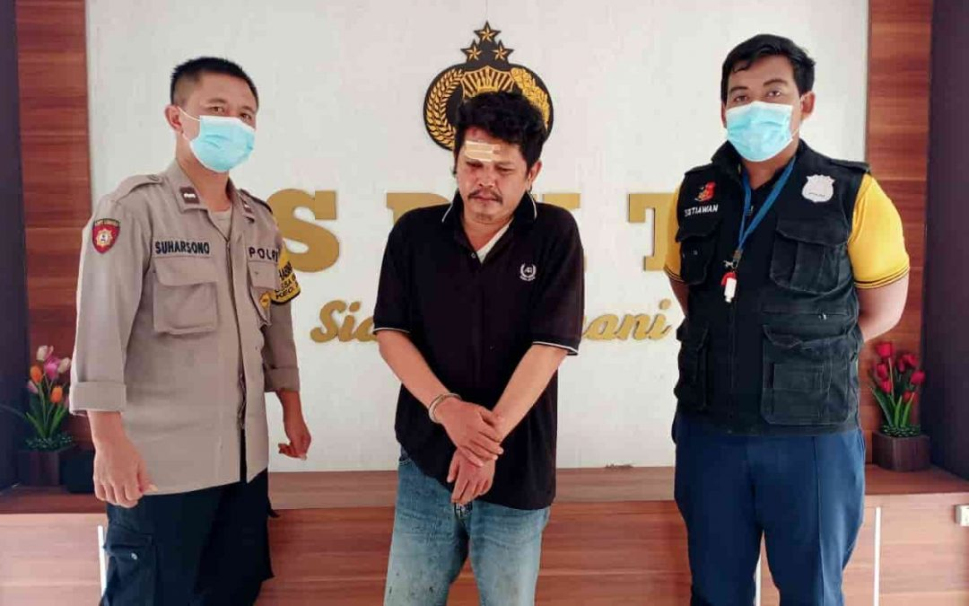 Curi Dua Hp di Kamar Kos Cewek, Eko Ditangkap Polisi