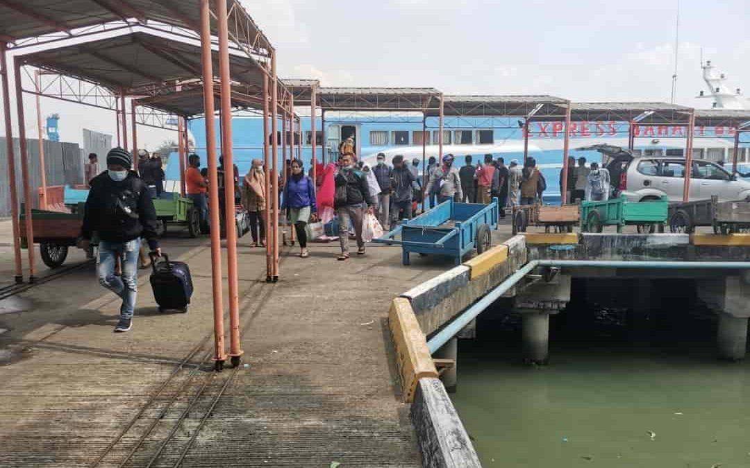 PPKM Darurat Penyebrangan ke Pulau Bawean Akan Dilakukan Pengetatan